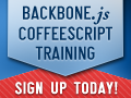 Beautiful Front End Code Backbone Javascript CoffeeScript Training June 2012 Chicago